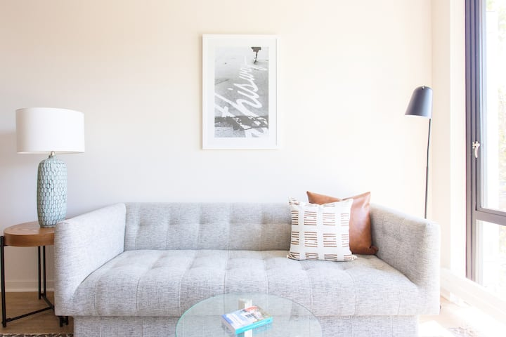 Sonder | Duboce Apartments | Stunning 1BR + Gym