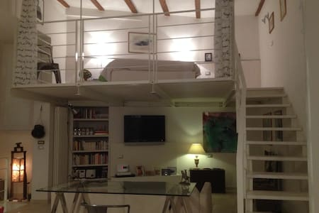 Stylish Loft in the city center - Bologna