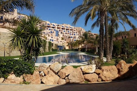 Appartement de vacance en Espagne - Mojácar - Apartament