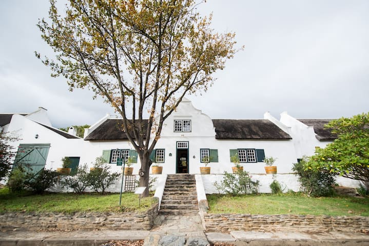 Yellow Wood House (C 1796) - CAPE DUTCH QUARTERS
