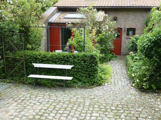 landhuis met 2 kamers - Ardooie - House
