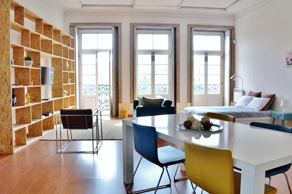 DOURO Apartments - ALFANDEGA Rview