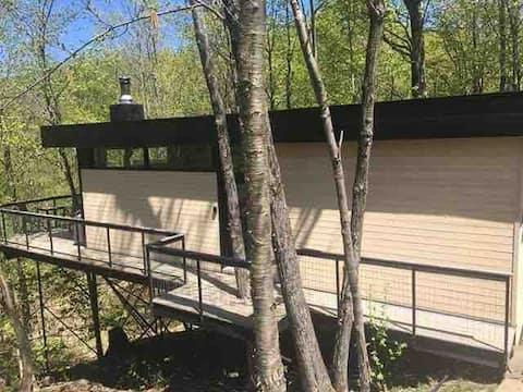 Cabin Sutton 252 - En harmonie avec la nature!