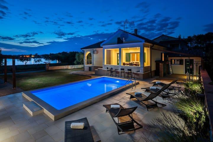 Villa Curta - Croatia Luxury Rent