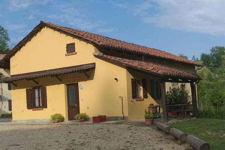 La casa di Pepa al Cascinale del Trifulau
