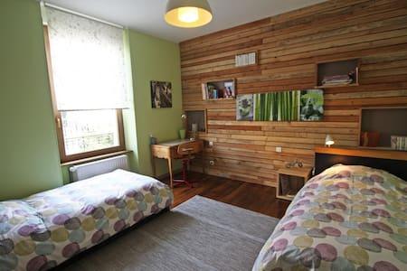 L'Enchantraine - 4 Sterne Appartment - Chantraine - 公寓