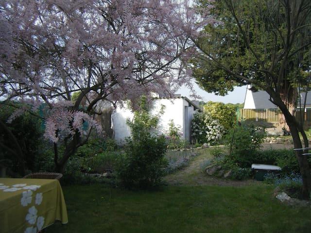 Bretagne Sud - Loue chambres maison - Locminé - บ้าน