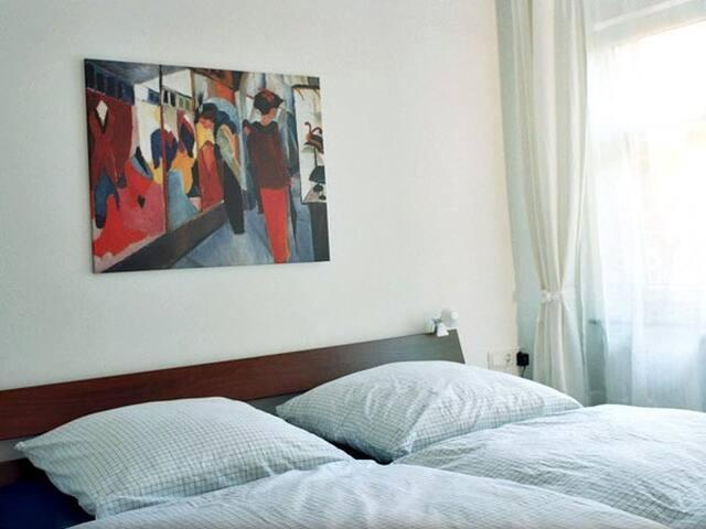 Kiebitznüst, Whg 2 : Erdbeerseite - Langeoog - Квартира
