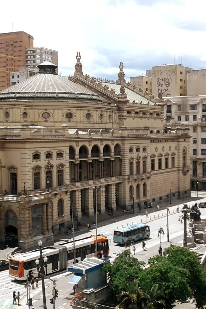 The Municipal  Theater