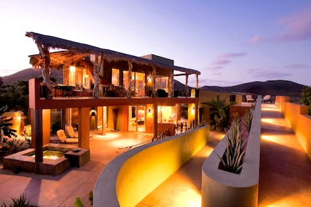 Luxury Home - Ocean View - Cabo Pulmo