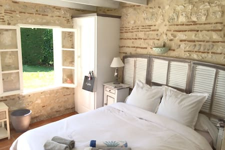 Room in a beautiful vineyard - Saint-Avit-Saint-Nazaire