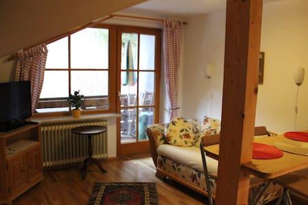 Wohnung Gipfelglück - Oberstdorf