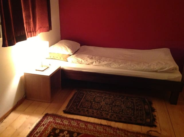 Very calm room in the green - Dornach - Bed & Breakfast