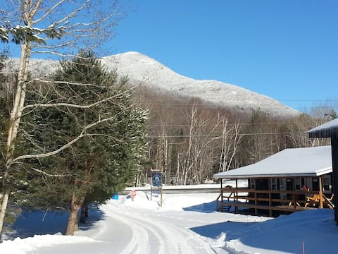 Cabin 1 - Unit 2 at Blue Mountain Rest