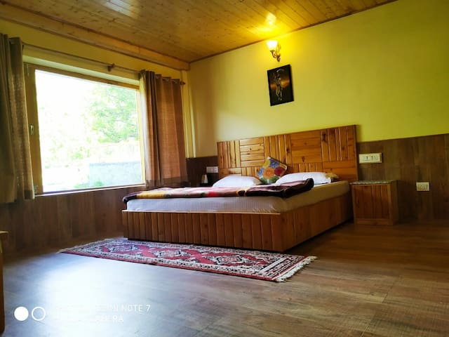 Superior room with Mountain View