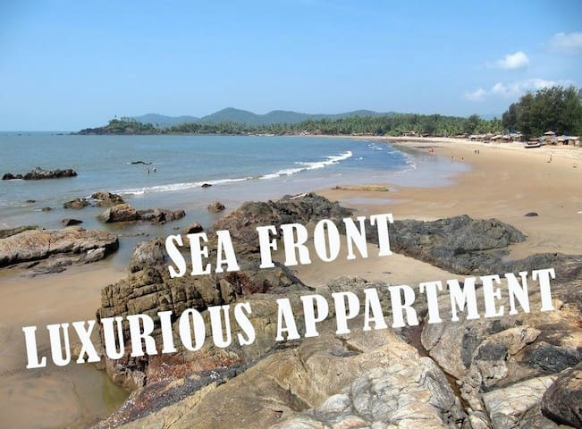 2BHK LUXURIOUS SEA FRONT APPARTMENT GOA