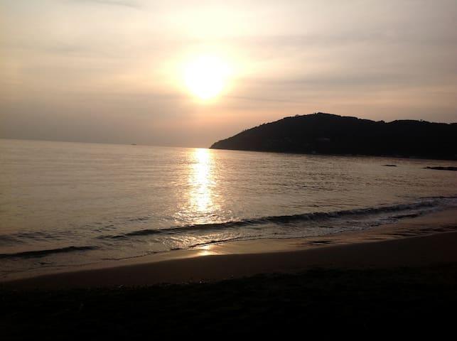 la terrazza sul golfo dei poeti  - La Spezia - Casa
