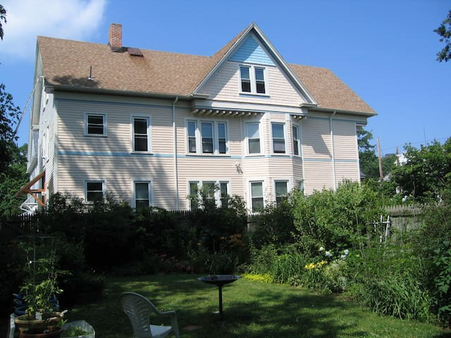 W3 Charming city apartment - New Haven - Byt