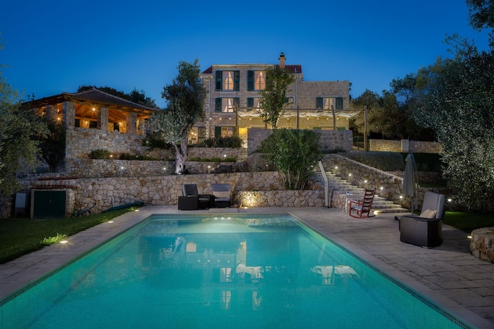 Villa Stella Maris, Croatia Luxury Rent