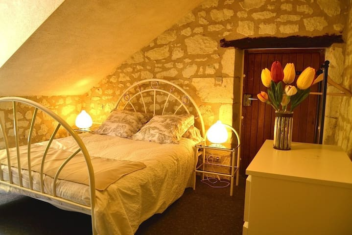 Gîte de charme près de Chinon - Ligré - Casa