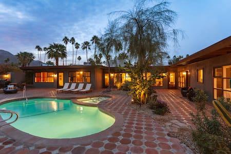 7 Bdrms/7Bths Close in Palm Springs - Palm Springs - Villa