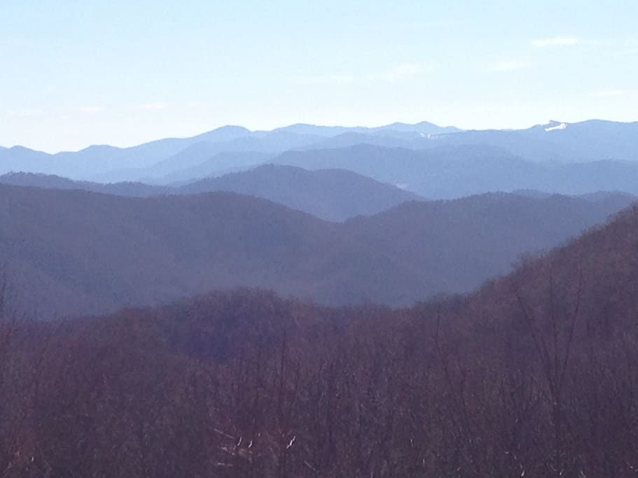 Asheville and the Blue Ridge Mountains Await You!