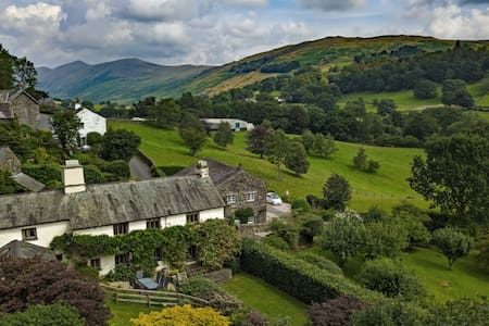 Townfoot Farmhouse, Troutbeck, Windermere | 4 Bed