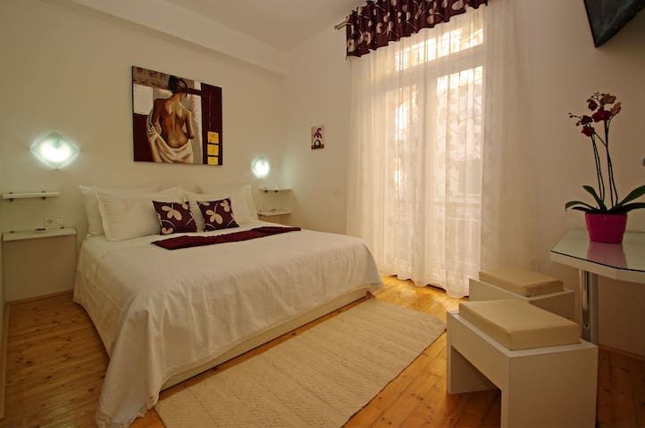 Double bedroom with seaview - Vela Luka - Bed & Breakfast