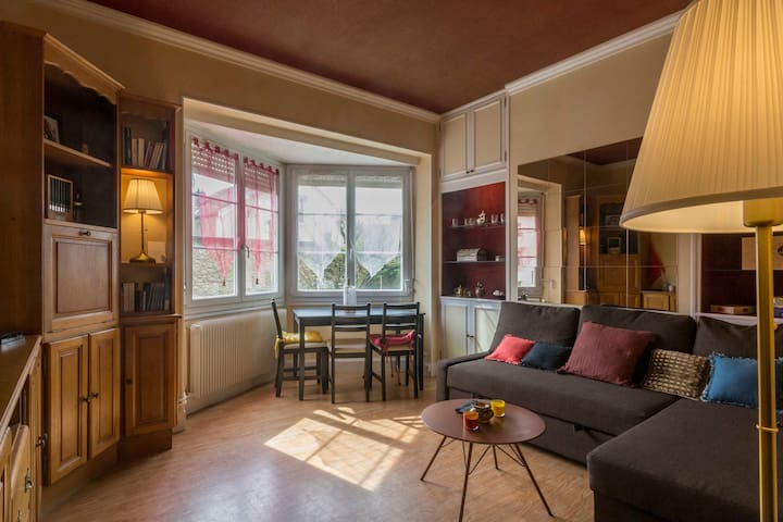 Appartement près centre ville / parking - Dijon - Appartement
