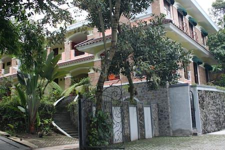 Villa Alicia : a villa in a village - 斯勒曼(Sleman) - 别墅