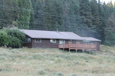 Rooming In at the Forever Young Ranch - Leavenworth - Casa