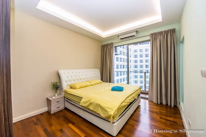Silverscape 2906 Jonker Melaka By I Housing