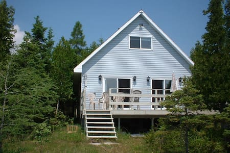 Beautiful Cottage on WATERFRONT! - Manitowaning
