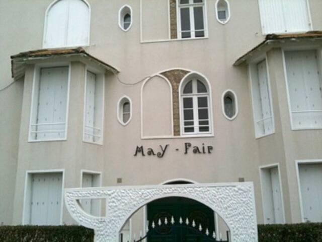 Charmant appartement près plage du Pouliguen - Le Pouliguen - Leilighet