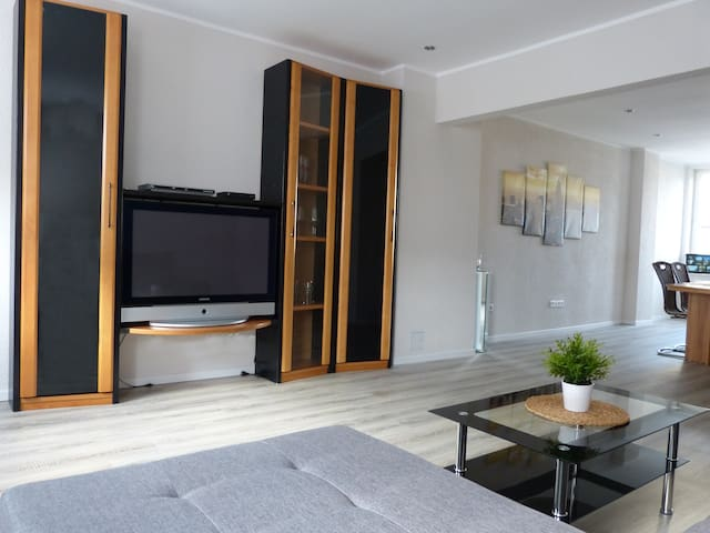 Stylish apartment 70m² close to Düsseldorf