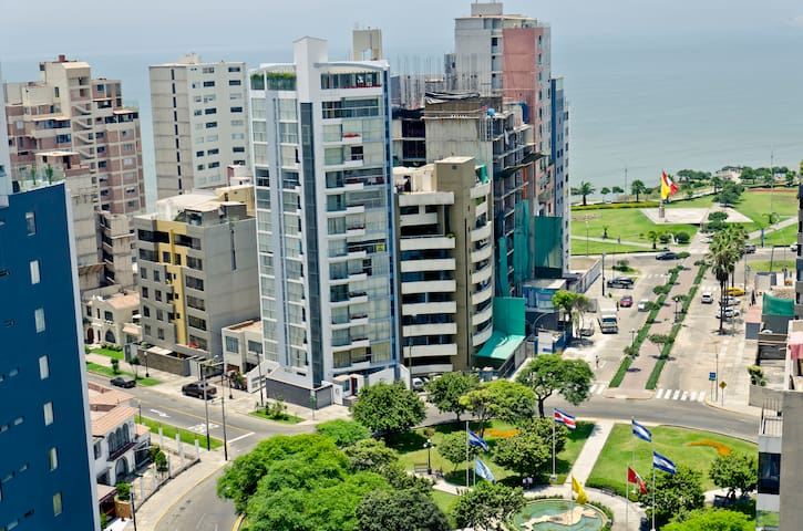 Apartment w/Panoramic Ocean Views - Miraflores District - Apartment