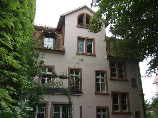 FREIBURG-City close TrainStation - Friburgo - Apartamento