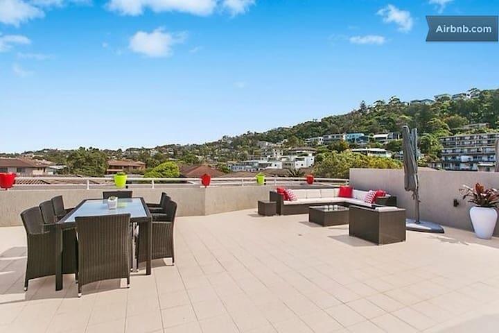 Lifestyle Retreat @ Collaroy Beach - Collaroy - Byt