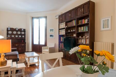 Miano Isola beautiful apartment