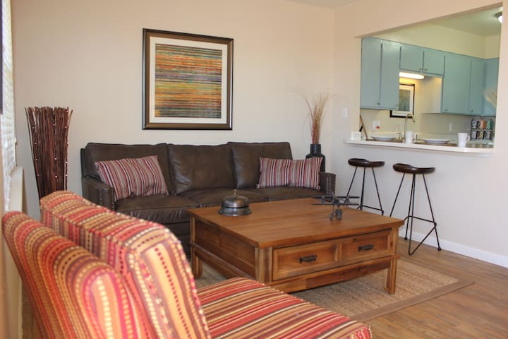 Remodeled, Furnished, Apartment - All Your Own!