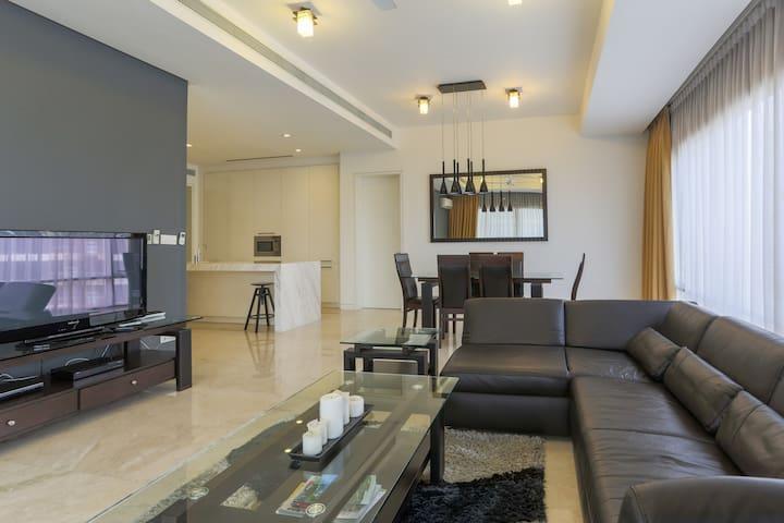 Luxurious 3BR Suite on Bukit Bintang - Bukit Bintang - Apartment