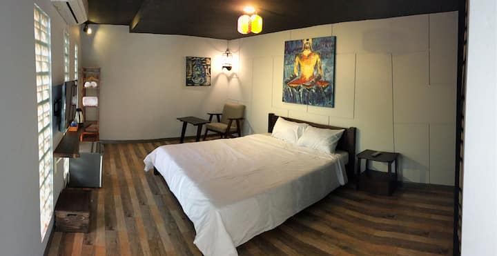 The AN Homestay - Superior Delux Room A2.1