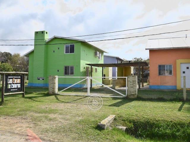 Complejo Las Casas de Colores