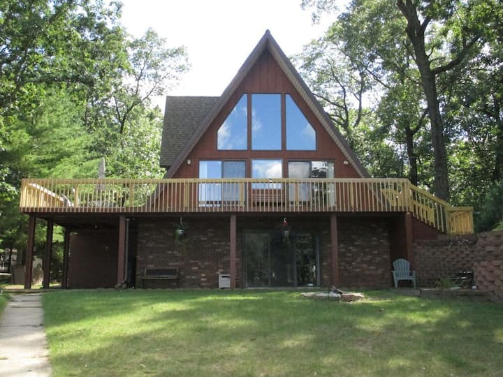 Brooks Lake A Frame - Sleeps 12