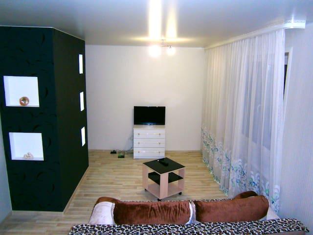 Светлая квартира-студия на Чкалова - Viciebsk - Apartment
