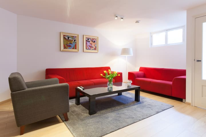 Spacious high end apartment - Nijmegen - Daire