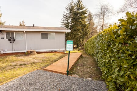 NEW 2Br Suite w/Private Entrance - Federal Way - Federal Way - Huis