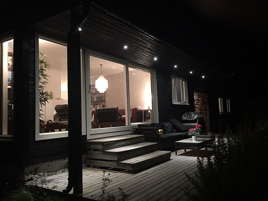 Modern cabin newly renovated