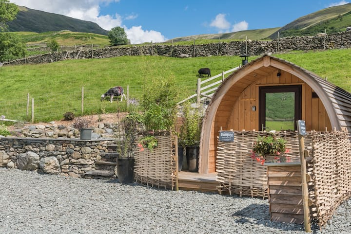 Grasmere Glamping - Luxurious Pods with Ensuite