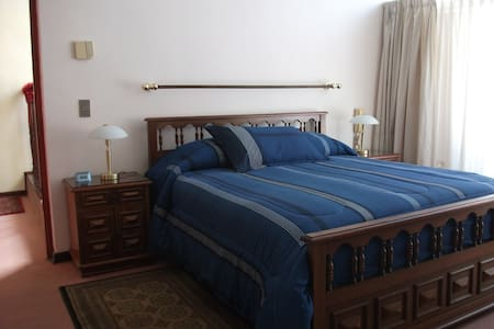 Large double bedroom. - Viña del Mar